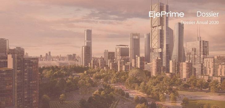 Madrid Nuevo Norte contará con 10.500 viviendas, un 20% de las cuales de protección oficial