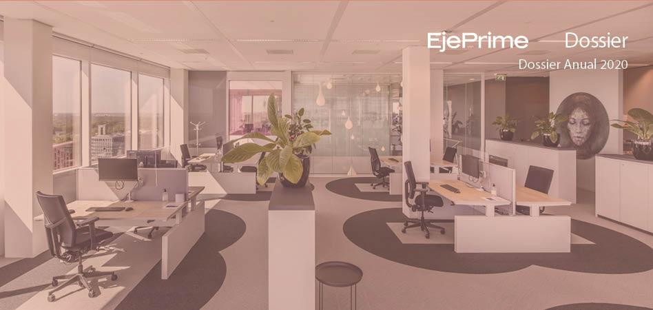 Limpieza e IoT: las oficinas se adaptan al Covid-19