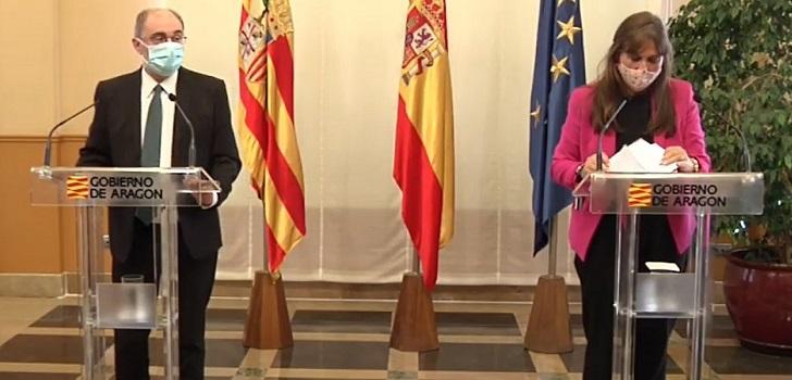 Aragón pasa a fase 3 de alarma y confina perimetralmente sus provincias