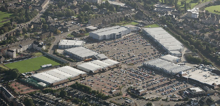 Hammerson vende una cartera comercial en Reino Unido a Orion por 477 millones de euros