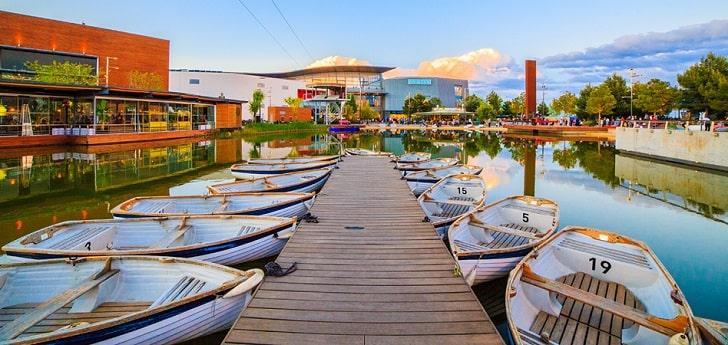 La ruta de los 'malls': Aragón, la más expuesta al 'Apocalipsis'