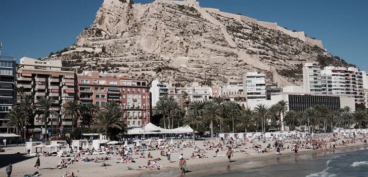 Alicante concentra el 8,9% de las segundas residencias en España
