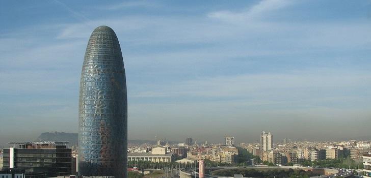La construcción aguanta en Barcelona: 261 proyectos y 134 grúas activas