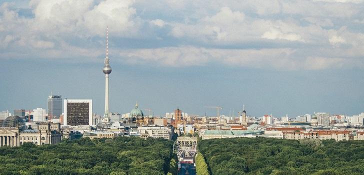 Berlín, un oasis en el mercado de oficinas europeo