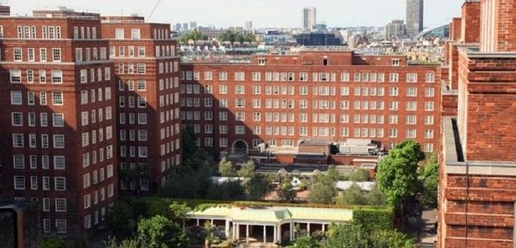 Axa desembarca en Londres con la compra de un complejo residencial por 800 millones