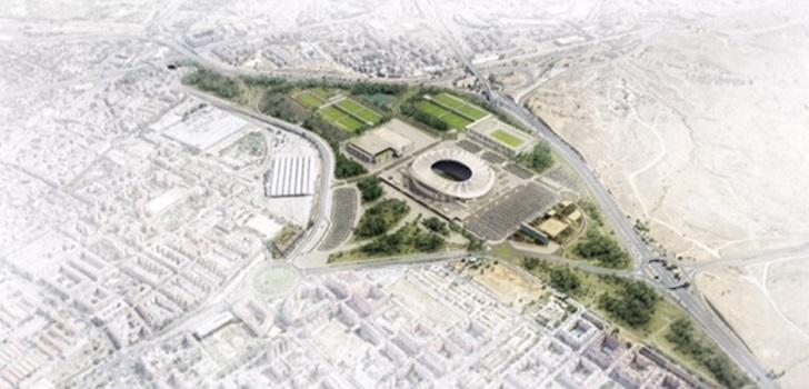 Madrid lleva al pleno la transformación urbanística del entorno del Wanda Metropolitano