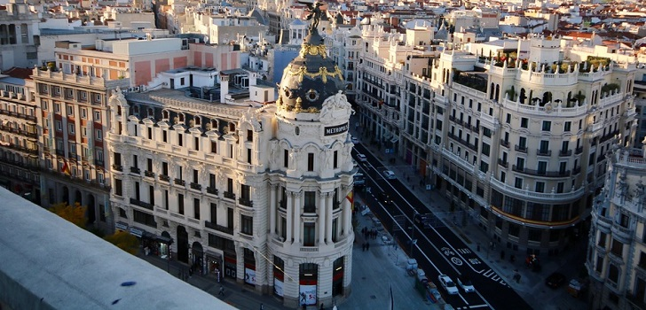 El Bless Collection de Madrid, a la venta por 135 millones de euros