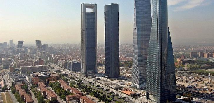 El mercado de oficinas de Madrid pisa el freno: la inversión cae un 43% hasta marzo