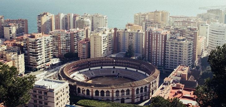 'Sorpasso' en las viviendas en construcción: Málaga se dispara un 59% y supera a Barcelona