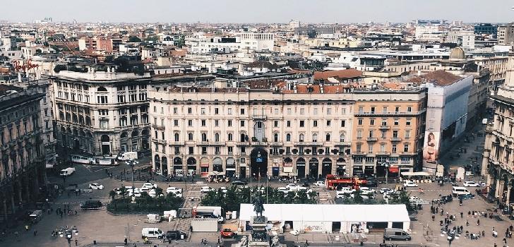 Las oficinas en Milán se preparan para un año de 'wait and see'