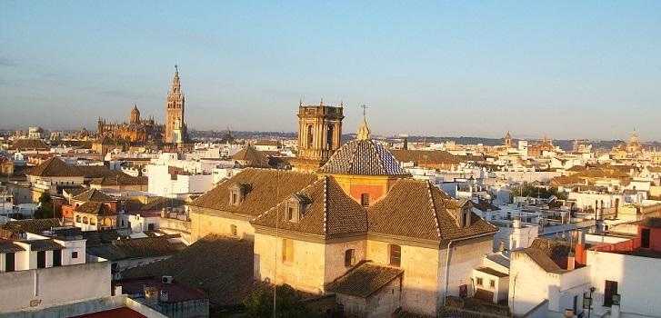 Sevilla resiste al Covid-19 y lidera la subida del precio de la vivienda en marzo
