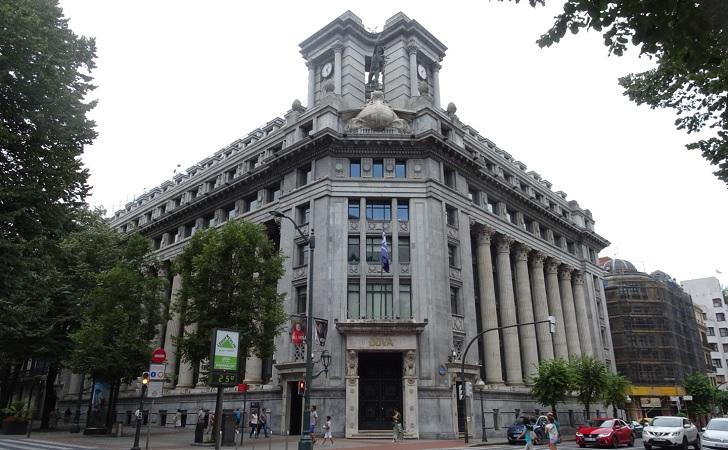 Mutualidad de la abogacía vende la antigua sede de Bbva en Bilbao por 150 millones