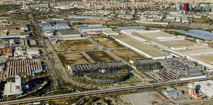 El Consorcio de la Zona Franca de Barcelona inaugurará en marzo el edificio DFactory