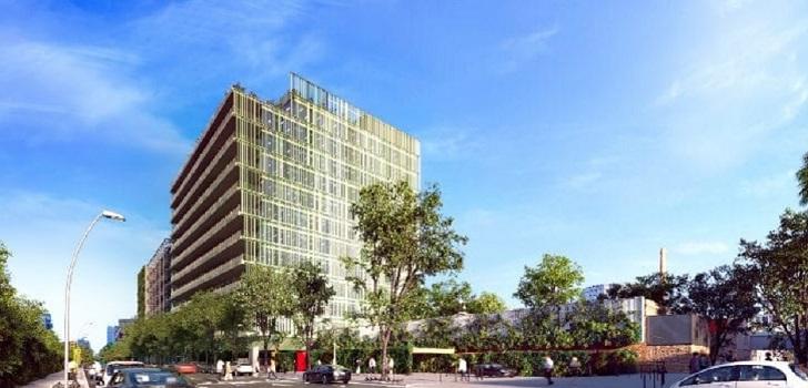 Värde vende a DWS una torre de oficinas en el 22@ por 128 millones de euros