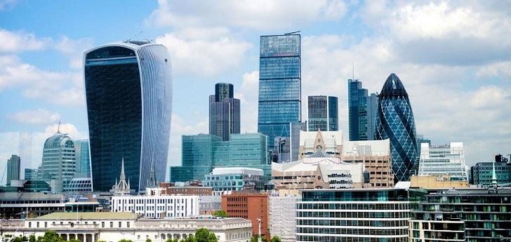 La City se vacía: La contratación de oficinas, en mínimos históricos