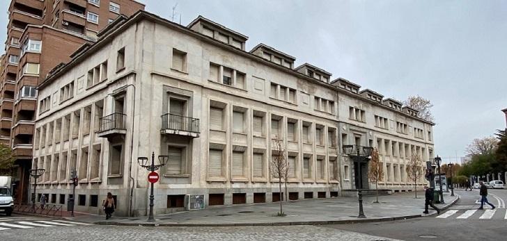 La Sareb vende al Ayuntamiento de Valladolid el colegio de El Salvador por 6,8 millones