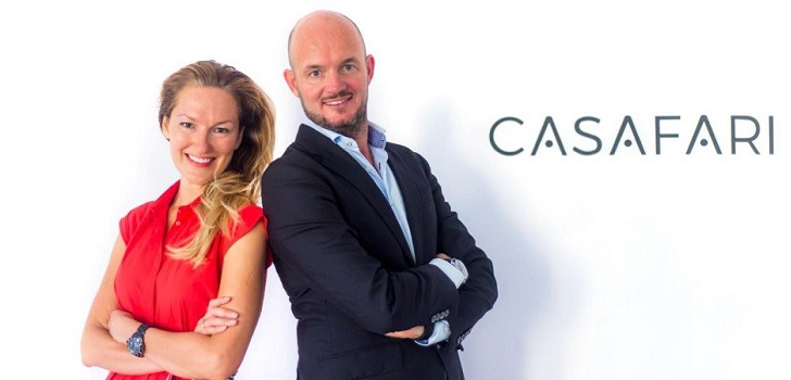Stoneweg inyecta 120 millones de euros en la 'proptech' Casafari