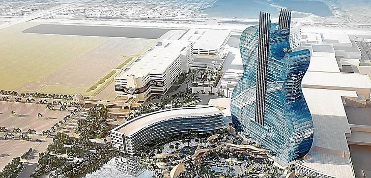La Generalitat avanzará a Hard Rock 96 millones para comprar los terrenos para BCN World