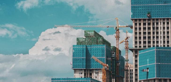 La construcción de 600.000 metros cuadrados de oficinas, en el aire por el coronavirus