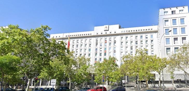 El Ministerio de Defensa subasta por 12 millones un solar residencial en Madrid