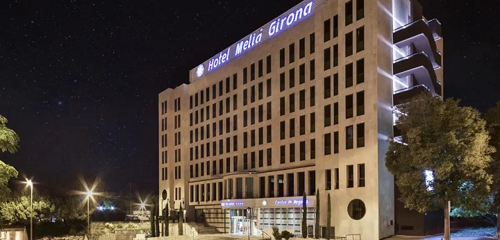 Next Point compra el hotel Meliá Girona por seis millones de euros