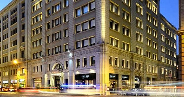 Un fondo de Schroders compra Grand Hotel Central por 93 millones