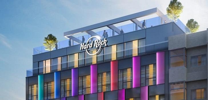 ASG pone en venta el hotel Hard Rock de Madrid