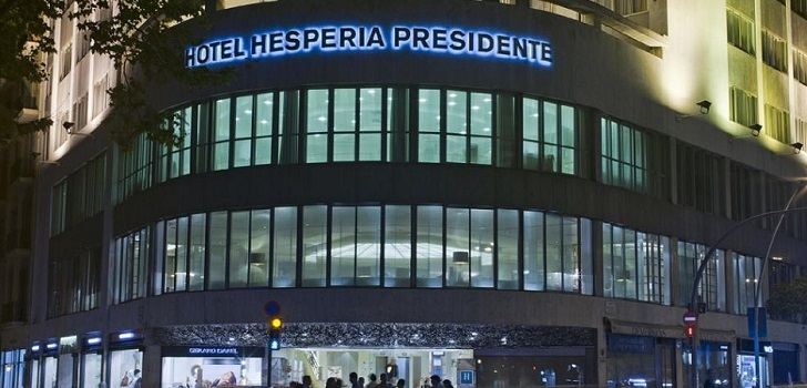 La familia Grifols compra el hotel Hesperia Presidente de Barcelona