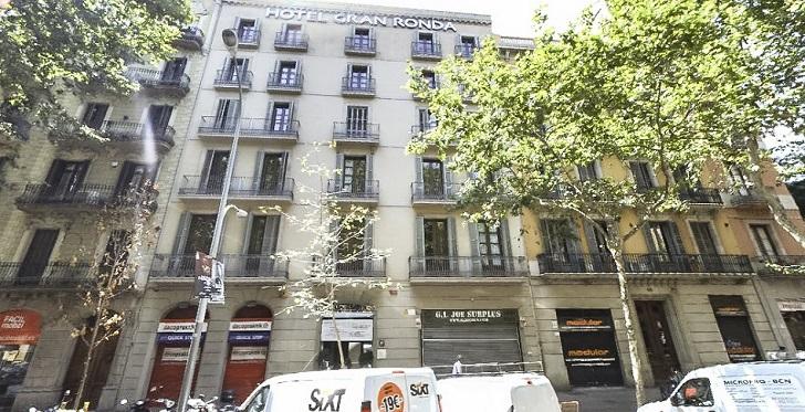 All Iron entra en Barcelona con la compra del Hotel Gran Ronda
