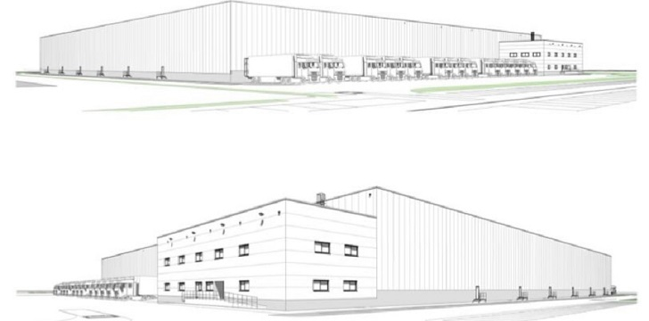 Catella invierte 20 millones de euros en un almacén logístico en Girona