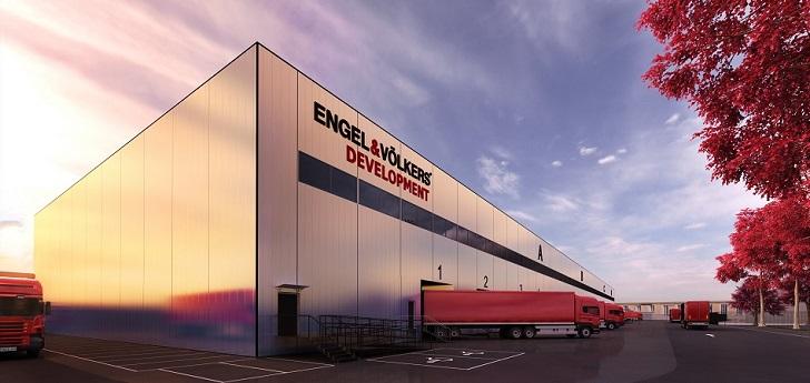 Engel & Völkers promoverá dos almacenes llave en mano para LaSalle Investment
