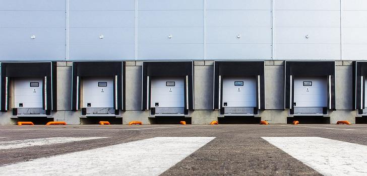 La absorción logística en Cataluña cae un 17% en el segundo trimestre