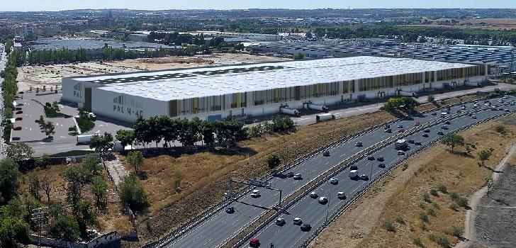 El parque logístico PAL-M40 suma 51.000 metros cuadrados al mercado madrileño