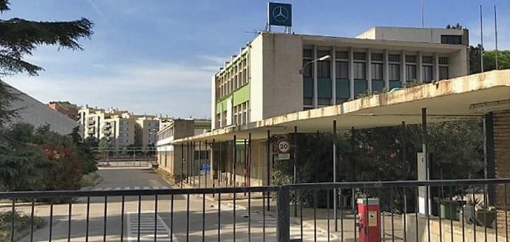 La antigua fábrica de Mercedes en Barcelona acogerá 1.400 viviendas y 84.000 metros cuadrados terciarios