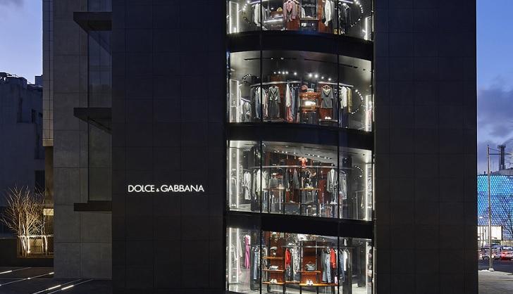 Nouvel firma la nueva tienda de Dolce&Gabana en Seúl