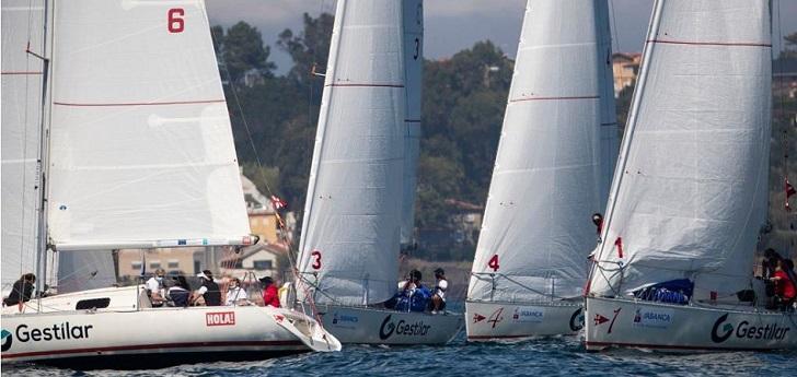 Gestilar, con la náutica en Baiona