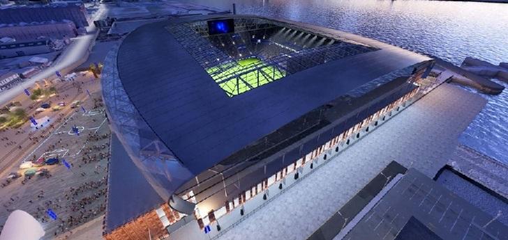 El Everton se amarra al muelle
