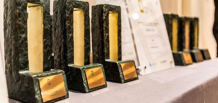 Reencuentro en los premios Asprima-Sima