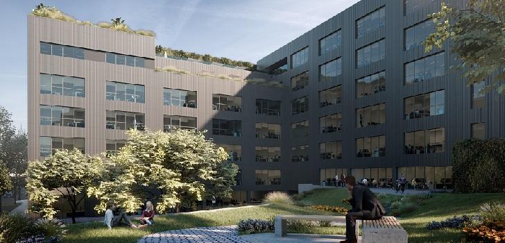 Cbre GI cierra la compra de un campus de oficinas en el 22@