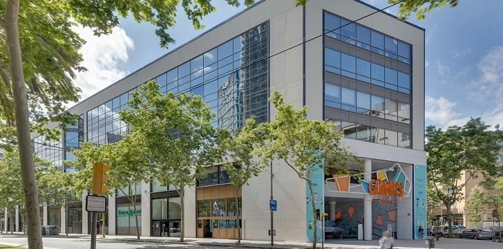 IBA compra a Blackstone oficinas en Glòries por 120 millones