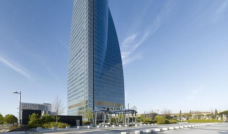 Torre Espacio es ahora Torre Emperador Castellana