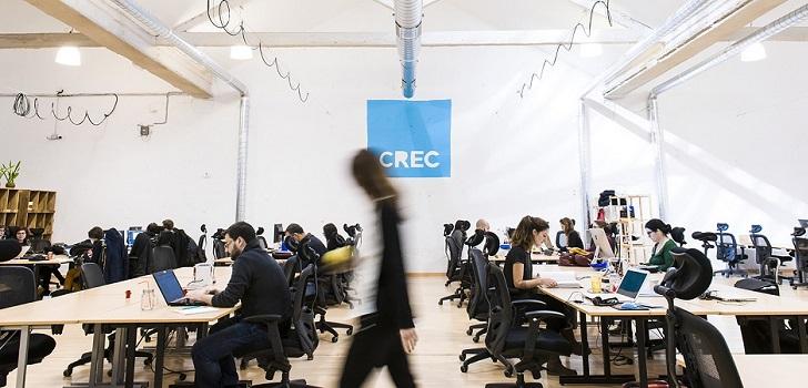 El 'coworking' barcelonés Crec crecerá hasta los seis centros en Barcelona