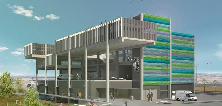 Primer inquilino en Gonsi Sócrates: Grupo Atlantic alquila el 50% del edificio