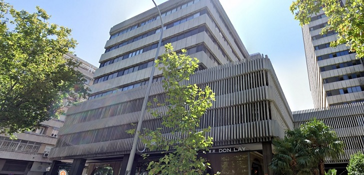 Hacienda saca a subasta su torre de oficinas en Madird