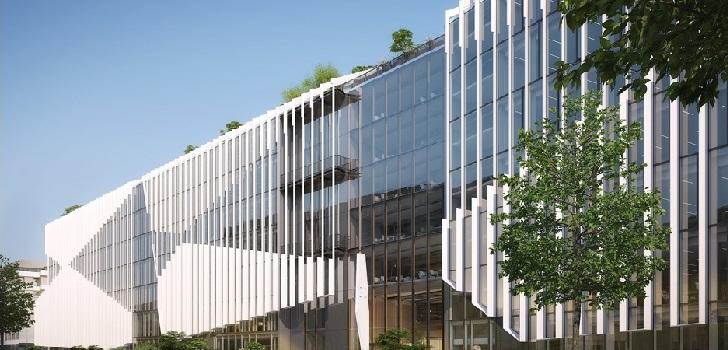 URW vende el edificio Shift de París por 620 millones a un consorcio de fondos de inversión