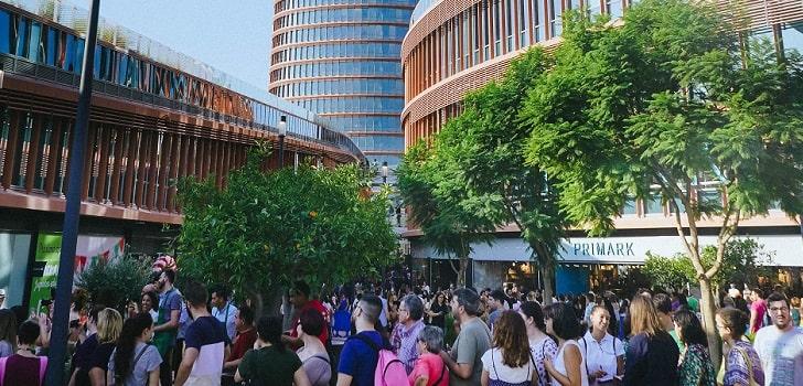 El 71,1% de los centros comerciales de España reabren a la espera de Barcelona y Madrid