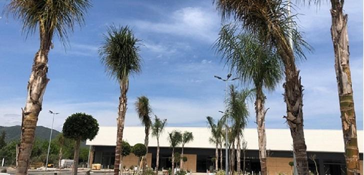 El parque comercial Los Patios de Azahara ultima la apertura con el 100% comercializado