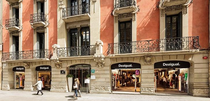 La moda mantiene el pulso en el centro de Barcelona: Hines negocia con Levi's el alquiler de Arcs 10
