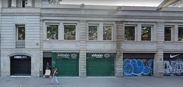 Los históricos almacenes Sepu de Barcelona, de nuevo vacíos: la NBA cierra en Las Ramblas
