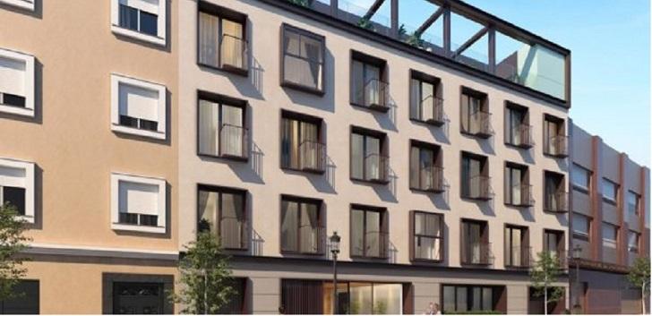Home Capital Rentals compra un edificio en Madrid por 10,7 millones